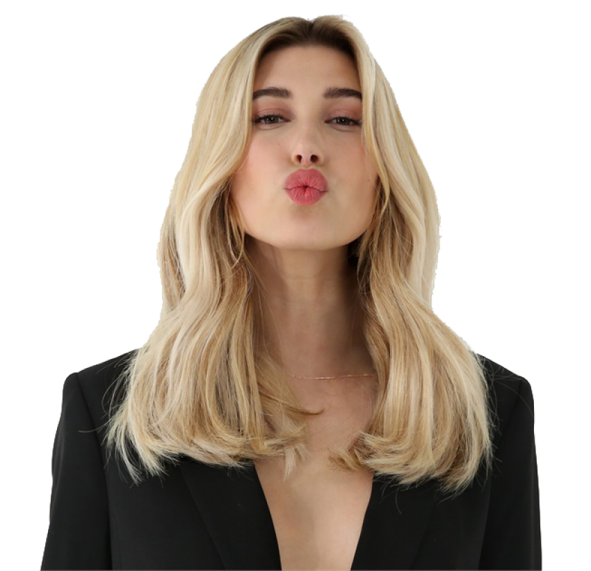 Hailey Baldwin 2 Png Photo 818 Free Png Download Image Png Archive